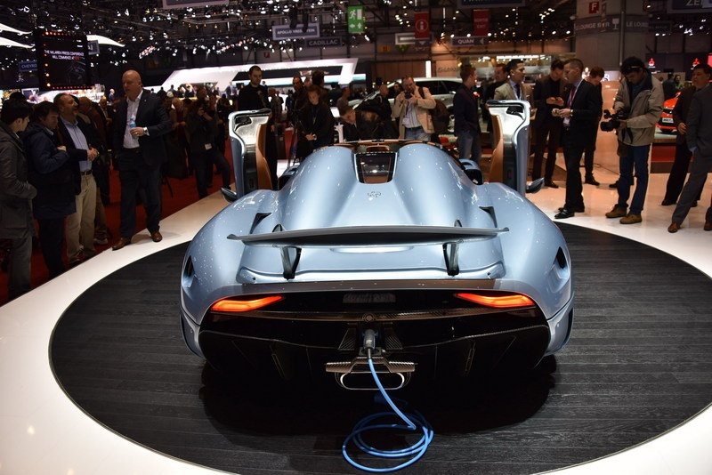 Koenigsegg Exclusivity Will Drop as the Brand Aims to Taken on Ferrari in the Next Decade High Resolution Exterior AutoShow - image 620255