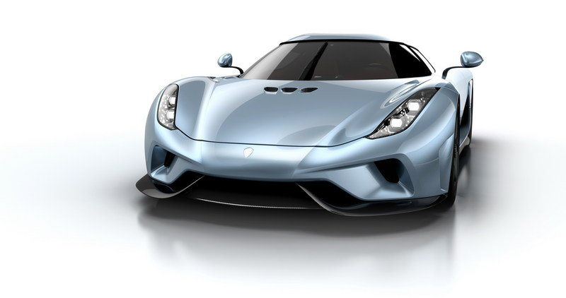2017 Koenigsegg Regera High Resolution Exterior - image 619935