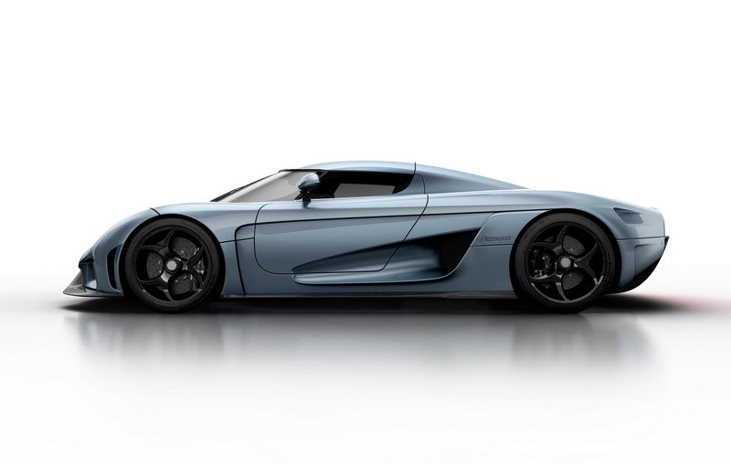 It's Not in the Works but an Electric Koenigsegg is a Real Possibility High Resolution Exterior - image 619940
