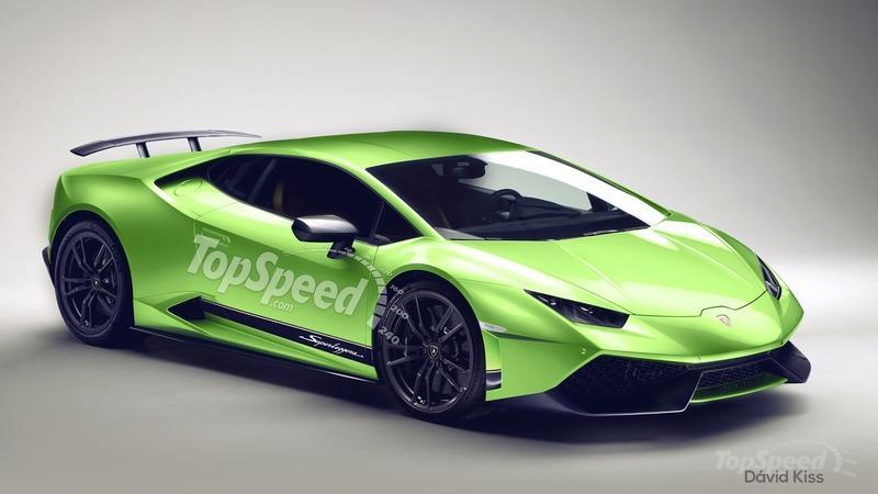 "Lamborghini Trademarks ""Huracan Performante"" Computer Renderings and Photoshop - image 621489"