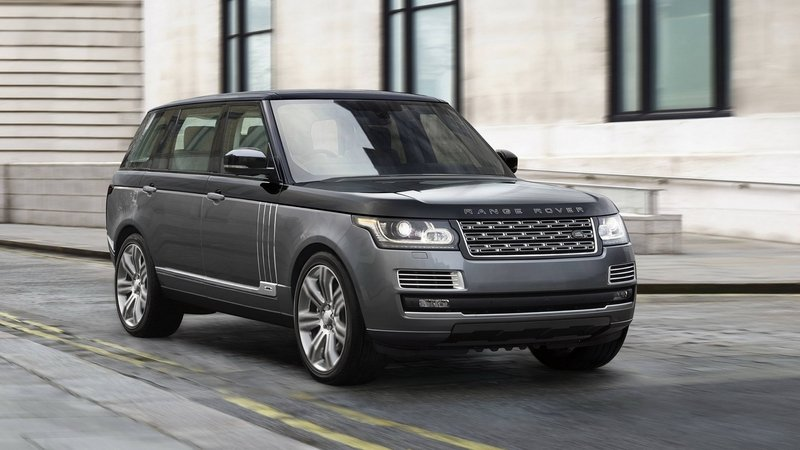 2016 Land Rover Range Rover Svautobiography Review Top Speed