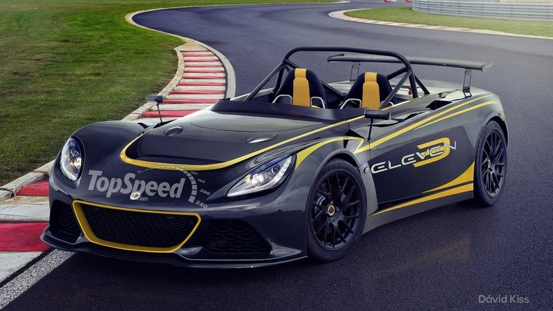 Lotus 3-Eleven Will Be Offered In Both Road And Track Versions
