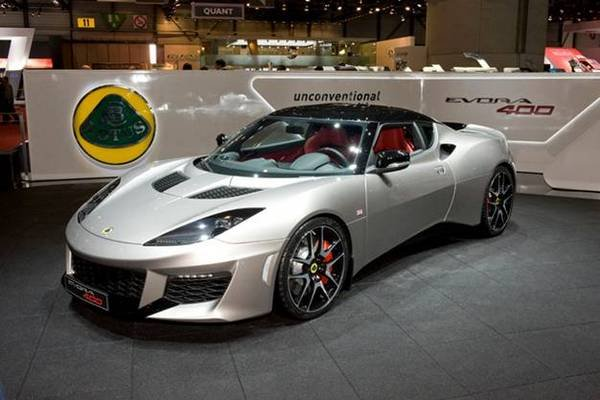2016 Lotus Evora 400 Car Review Top Speed