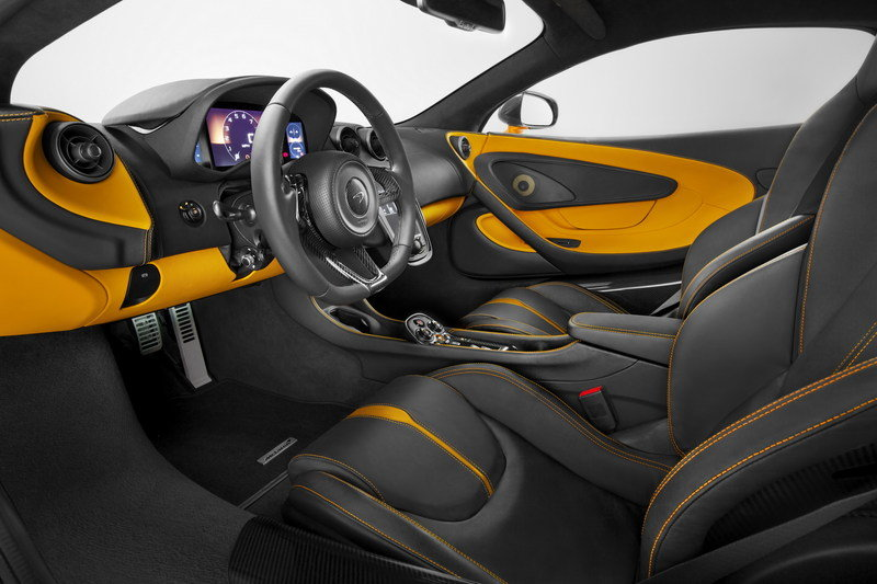 2016 McLaren 570S Coupe High Resolution Interior Exterior Spyshots - image 624318