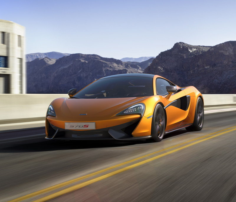 2016 McLaren 570S Coupe - image 624335