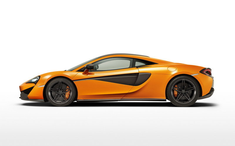 2016 McLaren 570S Coupe High Resolution Exterior - image 624313