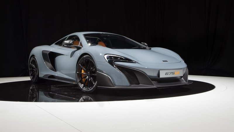 McLaren 675LT Sold Out