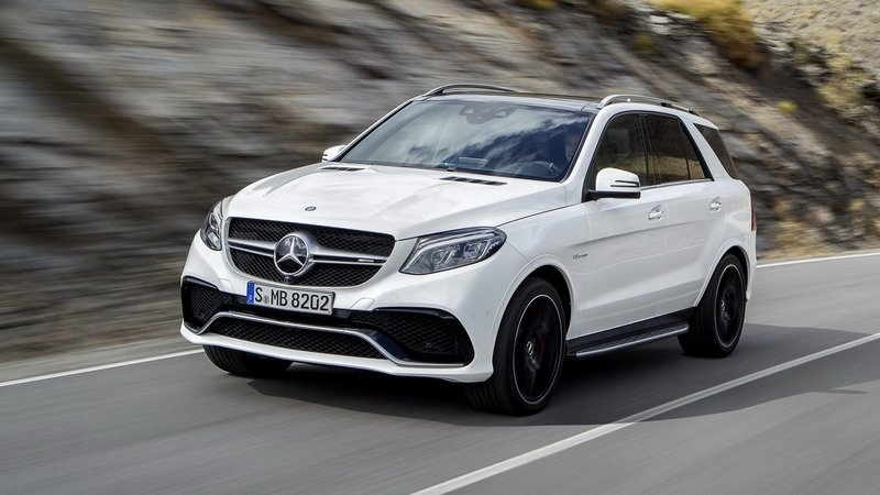 2016 Mercedes-AMG GLE63 High Resolution Exterior - image 623875