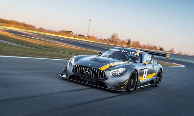 2016 Mercedes-AMG GT3 Exterior - image 619800