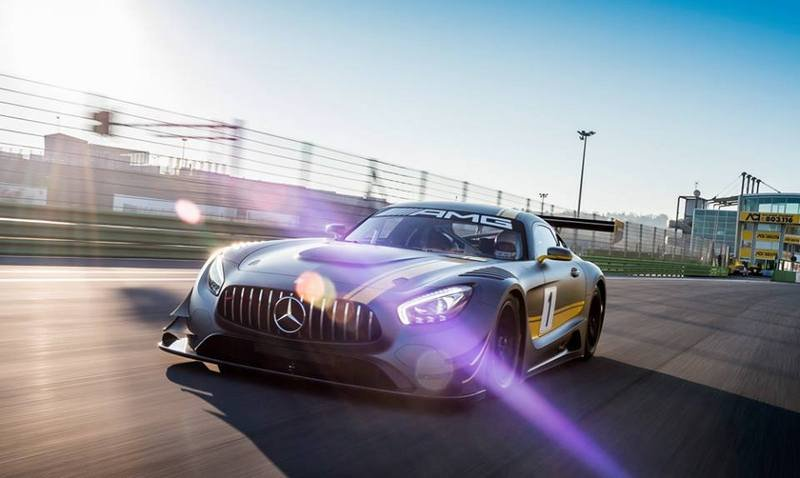 2016 Mercedes-AMG GT3 Exterior - image 619801