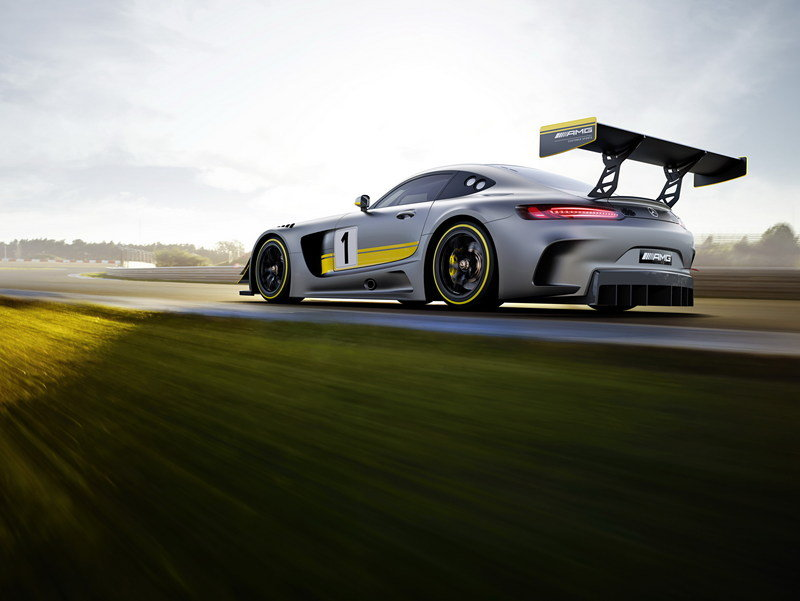 2016 Mercedes-AMG GT3 High Resolution Exterior Wallpaper quality - image 619804