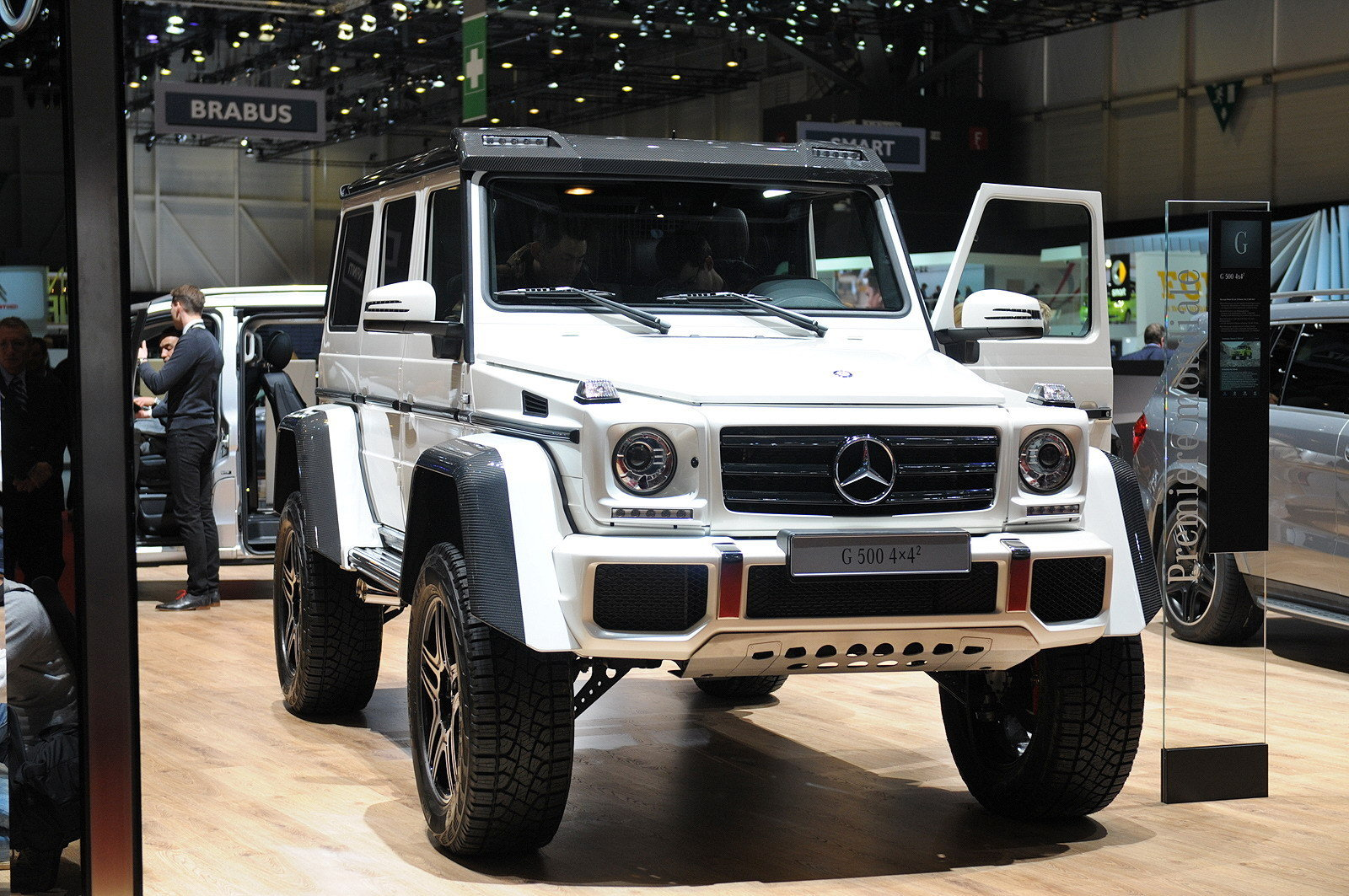 2016 mercedes benz g500 4x4 picture 622571 truck review top speed. Black Bedroom Furniture Sets. Home Design Ideas