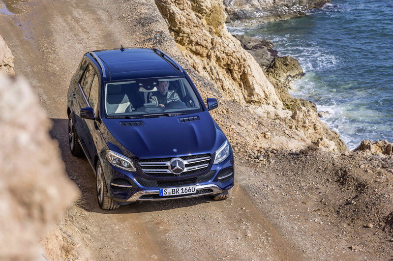 2016 Mercedes-Benz GLE High Resolution Exterior - image 623846