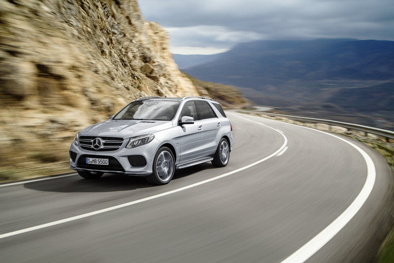 2016 Mercedes-Benz GLE High Resolution Exterior - image 623848