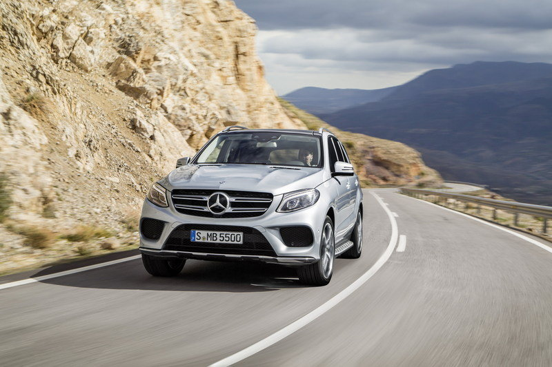2016 Mercedes-Benz GLE High Resolution Exterior - image 623849