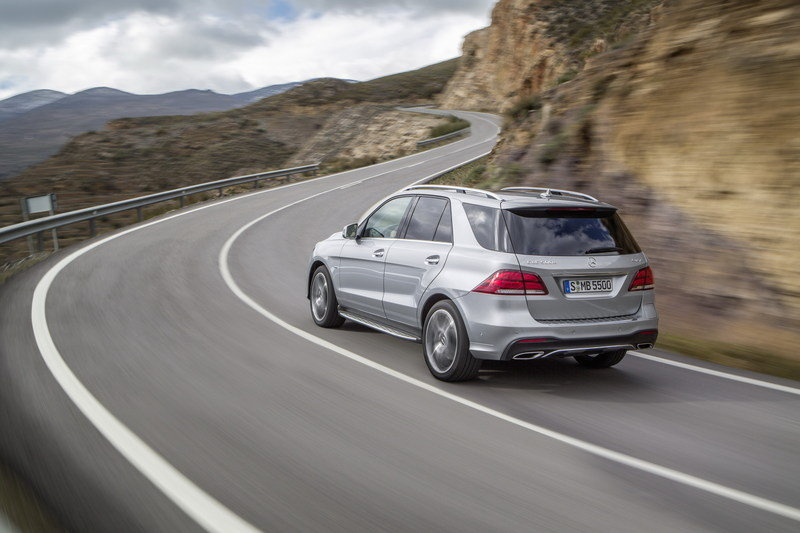 2016 Mercedes-Benz GLE High Resolution Exterior - image 623850