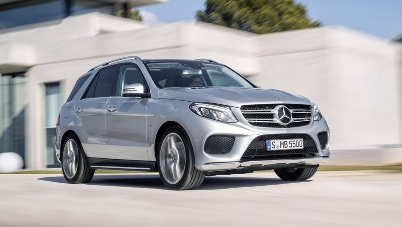 2016 Mercedes-Benz GLE