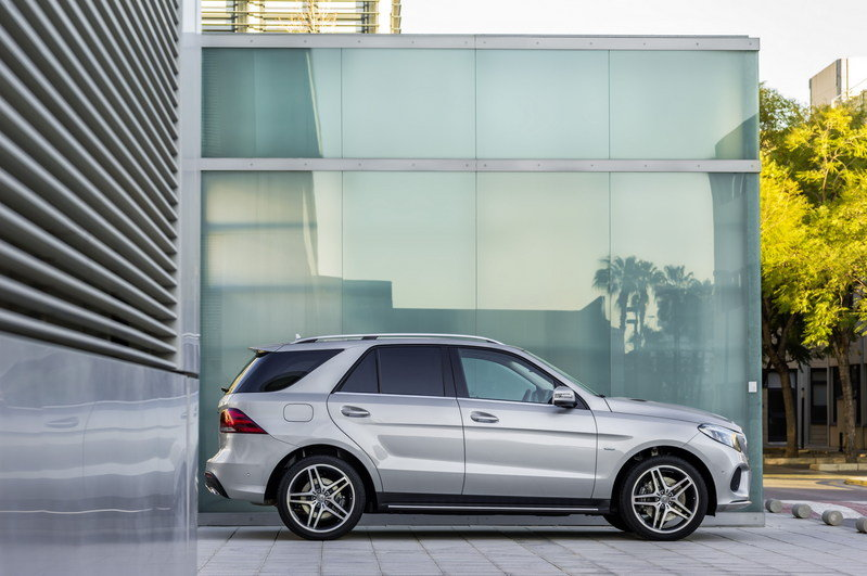 2016 Mercedes-Benz GLE High Resolution Exterior - image 623863