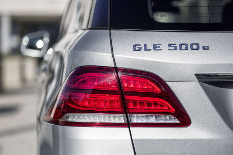 2016 Mercedes-Benz GLE High Resolution Emblems and Logo Exterior - image 623865