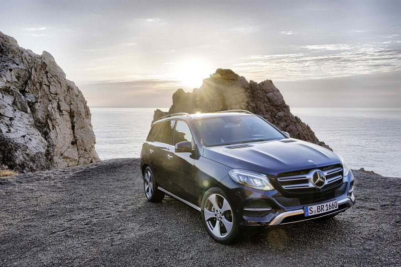 2016 Mercedes-Benz GLE High Resolution Exterior Wallpaper quality - image 623844