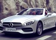 2020 Mercedes-Benz SL To Be More Driver-Centric - image 620184