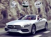 2020 Mercedes-Benz SL To Be More Driver-Centric - image 620183