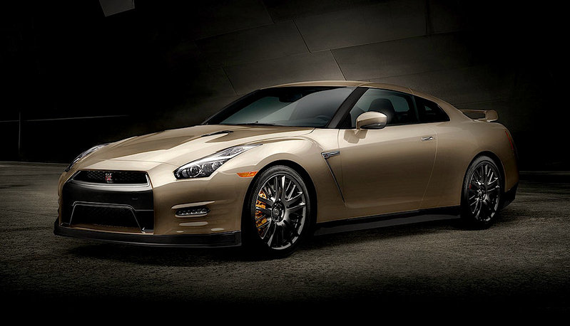 2016 Nissan GT-R 45th Anniversary Edition