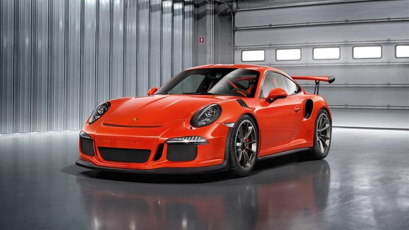 2016 Porsche 911 GT3 RS High Resolution Exterior - image 619991