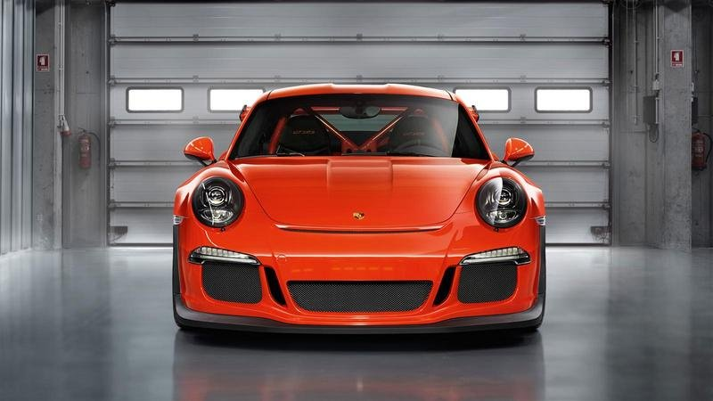 2016 Porsche 911 GT3 RS High Resolution Exterior - image 619992