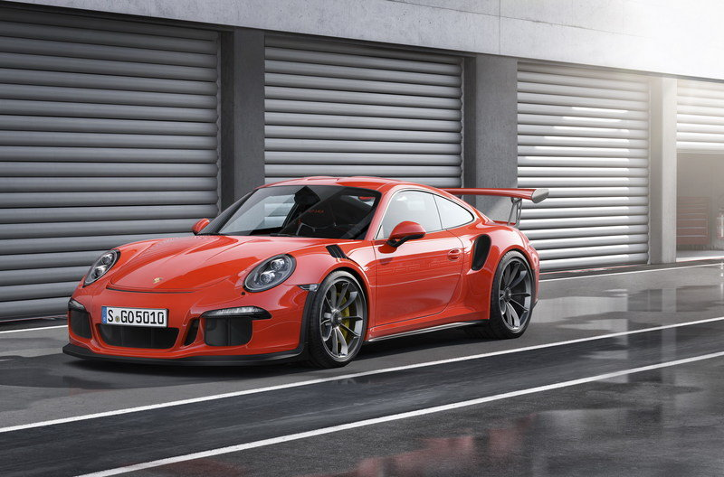 2016 Porsche 911 GT3 RS High Resolution Exterior - image 620005