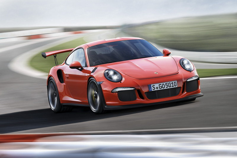 2016 Porsche 911 GT3 RS High Resolution Exterior - image 620007