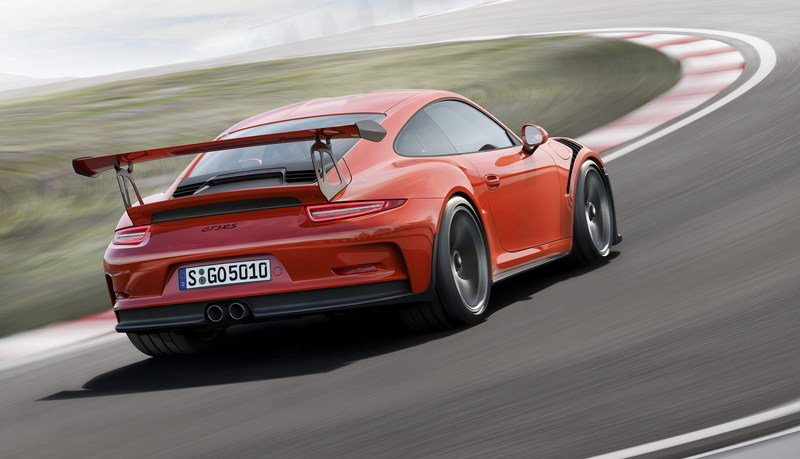 2016 Porsche 911 GT3 RS High Resolution Exterior - image 620008