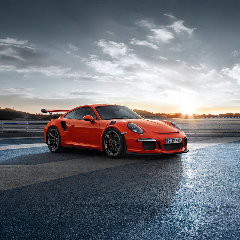 Model 2016 Porsche 911 GT3 RS Review  Top Speed