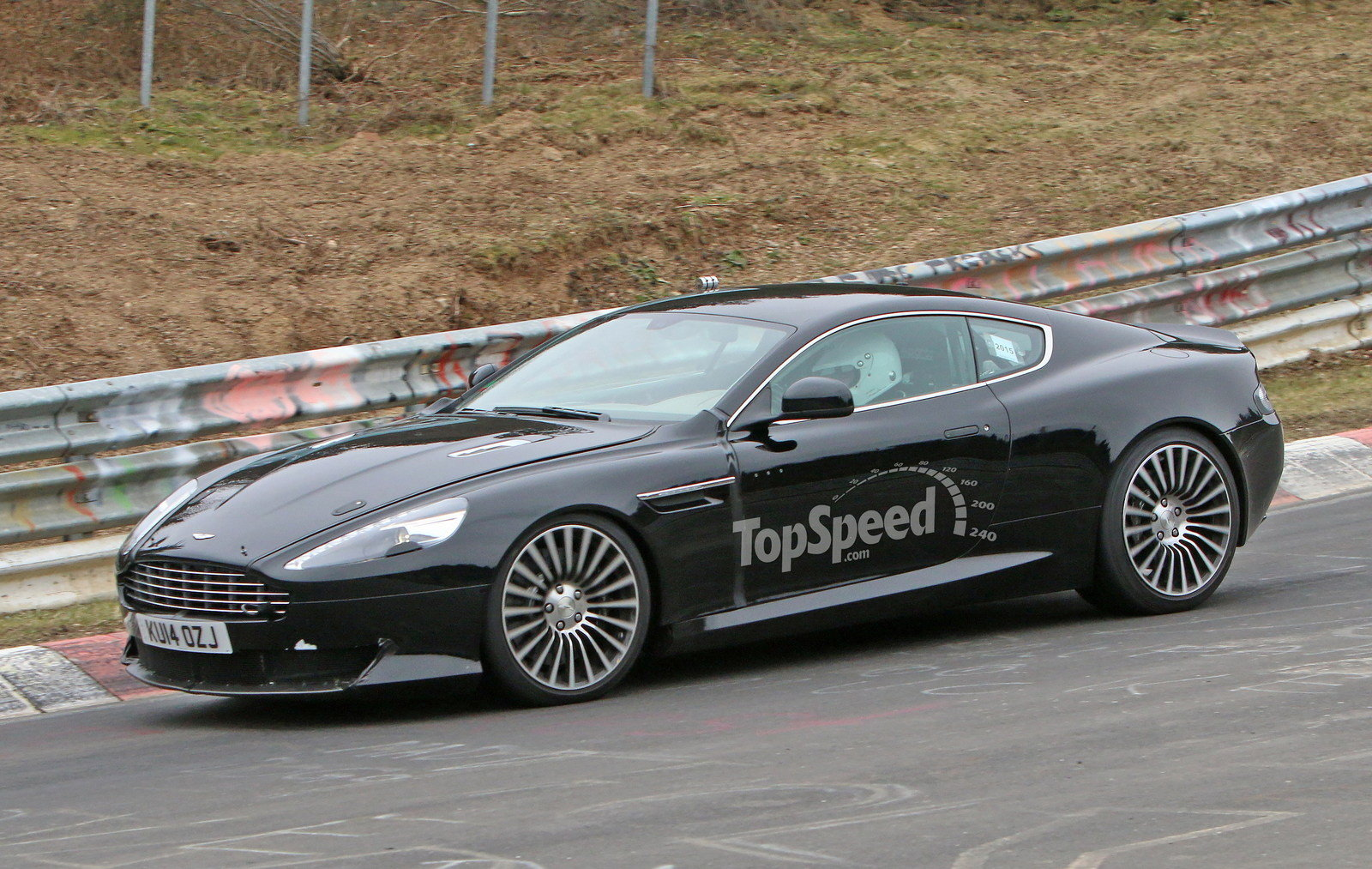 2017 Aston Martin DB11 - Picture 623637 | car review @ Top ...