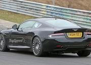 Aston Martin DB9 Successor Caught Playing On The Nurburgring: Spy Shots - image 623640