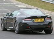 Aston Martin DB9 Successor Caught Playing On The Nurburgring: Spy Shots - image 623641