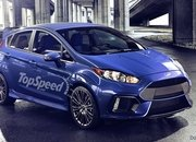 Ford May Finally Build a Fiesta RS, But It's Not Coming to the U.S. - image 623567