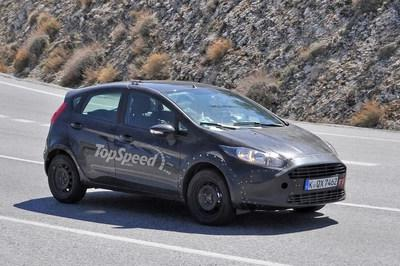 Ford Fiesta Rs 2017 >> 2017 Ford Fiesta Rs Top Speed