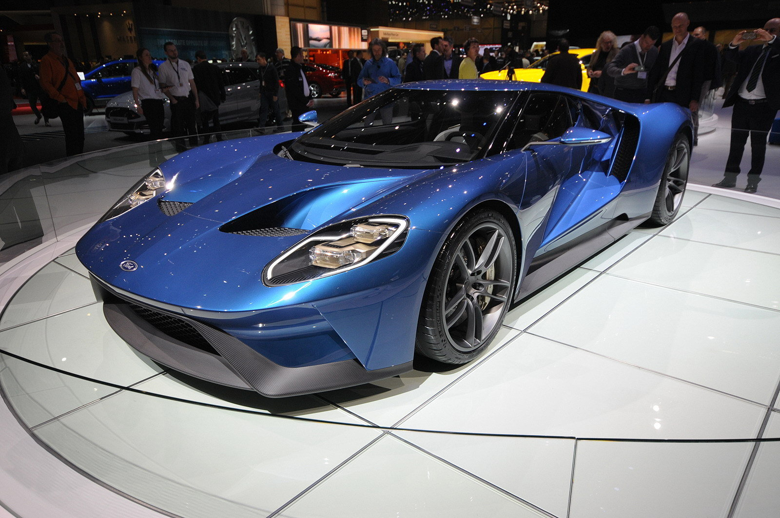 2017 ford gt picture 622183 car review top speed. Black Bedroom Furniture Sets. Home Design Ideas