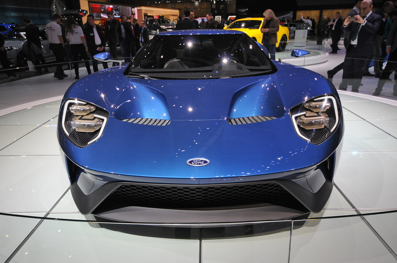 2017 ford gt picture 622185 car review top speed for Garage ford paris 13