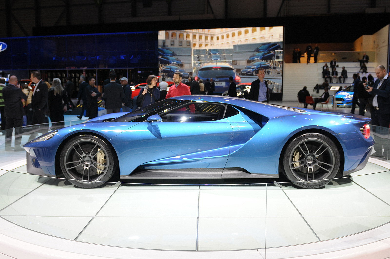 2017 ford gt picture 622189 car review top speed. Black Bedroom Furniture Sets. Home Design Ideas