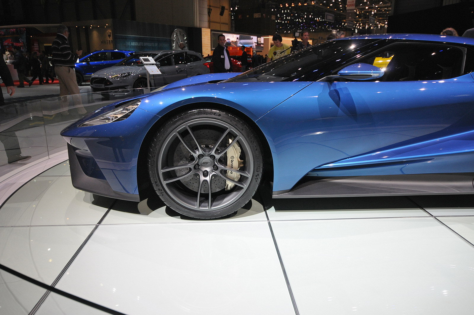 2017 ford gt picture 622181 car review top speed. Black Bedroom Furniture Sets. Home Design Ideas