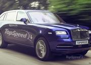 Rolls-Royce Will Debut the Cullinan on May 10th - image 621476