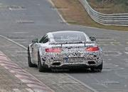 Track-Ready Mercedes-AMG GT Spotted On the Nurburgring: Spy Shots - image 623885