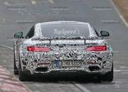Track-Ready Mercedes-AMG GT Spotted On the Nurburgring: Spy Shots - image 623877