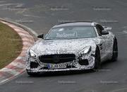 Track-Ready Mercedes-AMG GT Spotted On the Nurburgring: Spy Shots - image 623878