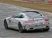 Track-Ready Mercedes-AMG GT Spotted On the Nurburgring: Spy Shots - image 623884