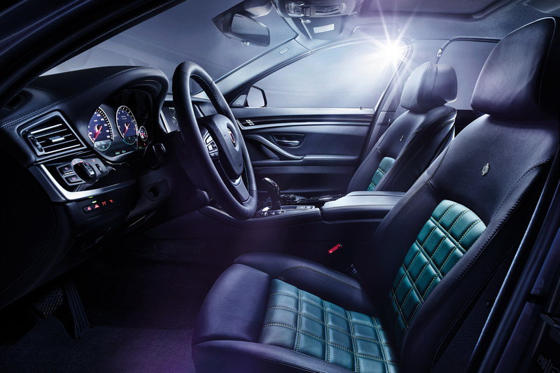 "2015 Alpina B5 Bi-Turbo ""Edition 50"" Interior - image 620319"