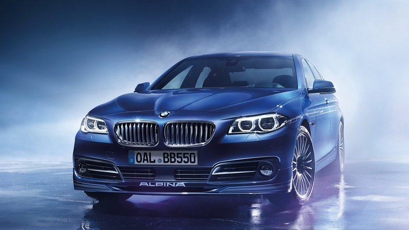 "2015 Alpina B5 Bi-Turbo ""Edition 50"" High Resolution Exterior - image 620321"