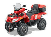 2015 Arctic Cat TRV 550 Limited EPS - image 623805